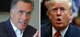 Romney le dispara a Trump por la raza, dice que está abandonando a los kurdos en Siria