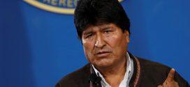 Evo Morales deja Bolivia para México en medio de violentos disturbios | Noticias de Bolivia