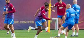 Ansu Fati vuelve a una convocatoria del Barça 10 meses después   Deportes