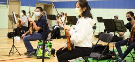 Después de meses de restricciones, las orquestas juveniles de Quebec quieren volver a tocar juntas