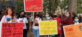 Enfoque en los derechos de las mujeres indígenas al finalizar la 5ta acción de la Marcha Mundial de las Mujeres